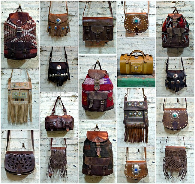 Gorgeous Boho Bags The Stellar Boutique