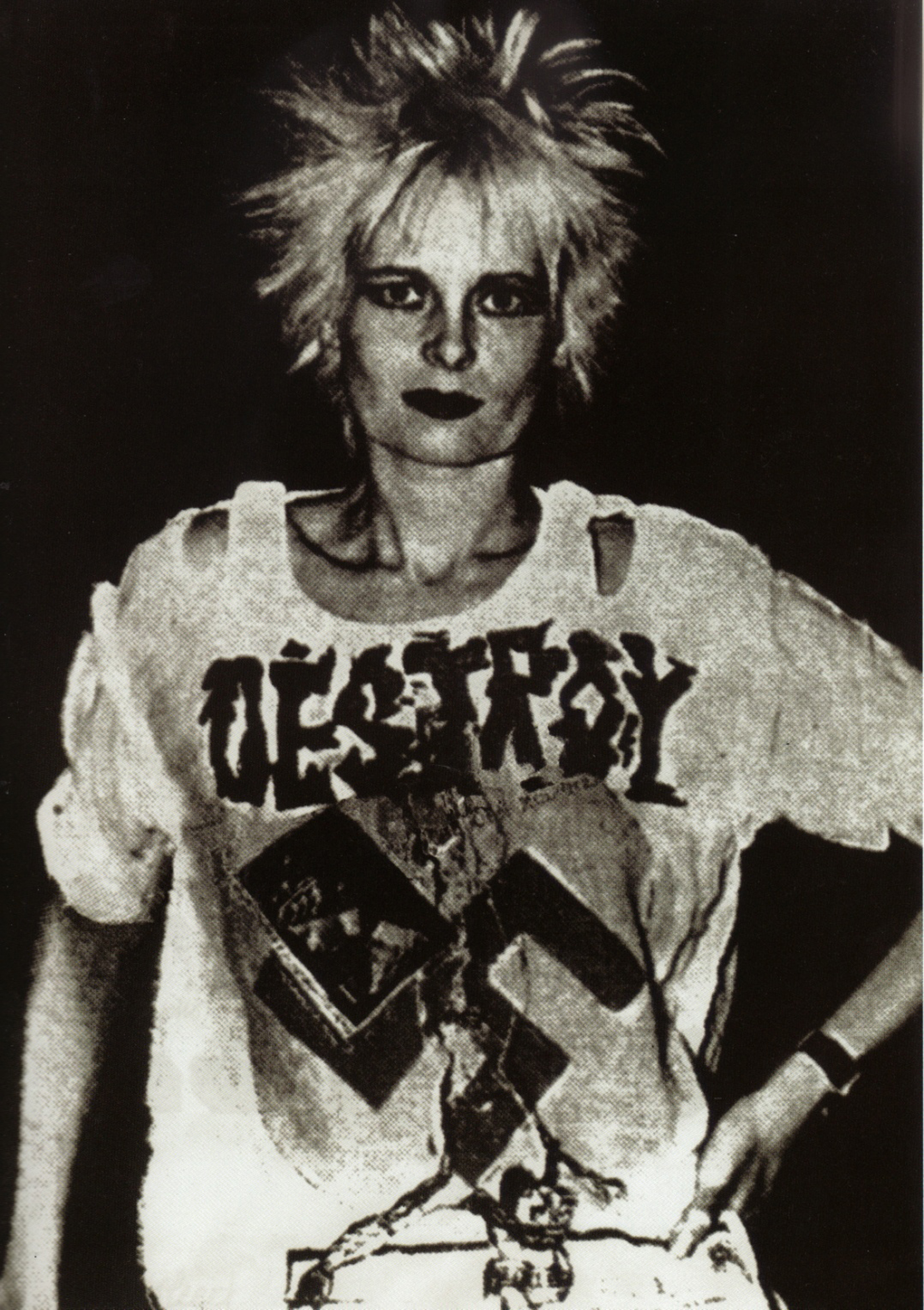 Punk fashion in the 70s 91