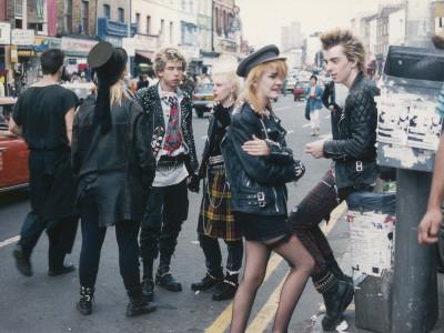 Punk Clothing 1970 Punk Fashion Circa Late 1970's