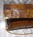 70s mock croc chain bag 11