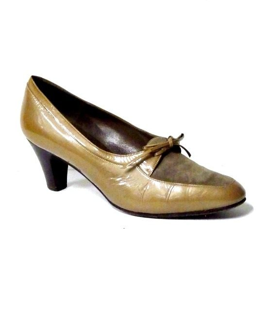 70s vintage 'Nando Muzi' leather shoes 1