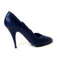 80s vintage navy 'Mary Popps' stiletto shoes 111