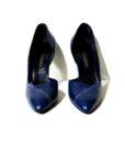 80s vintage navy 'Mary Popps' stiletto shoes 1111