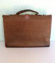 vintage leather brief case 2