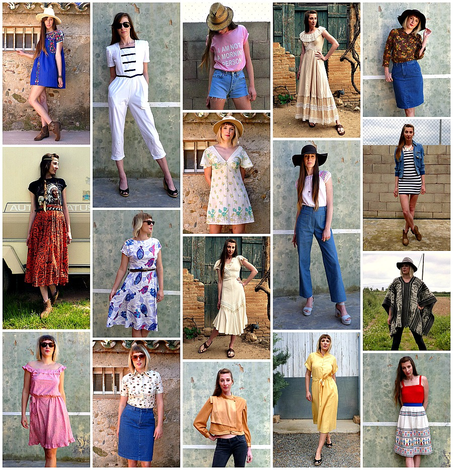 Vintage Collection Clothing