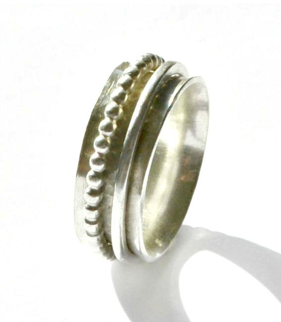 Alexa Silver Ring