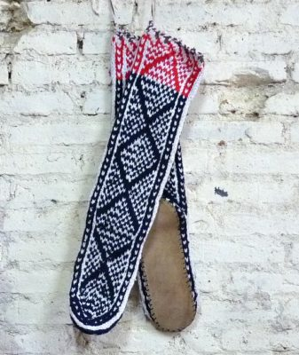boho slipper socks large 5