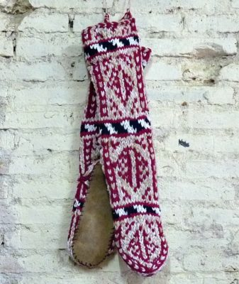 boho slipper socks medium 2
