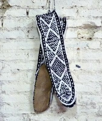boho slipper socks medium 4