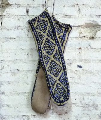 boho slipper socks medium 9