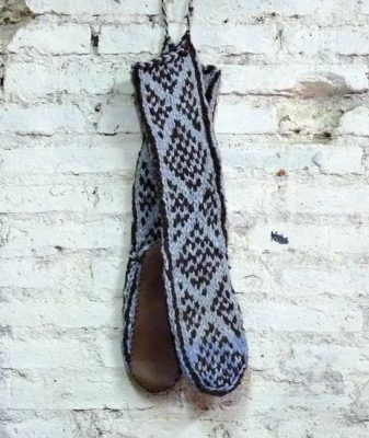 boho slipper socks small 4