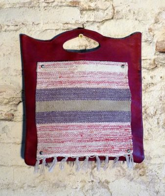 upcycled boho bah vintage red 2
