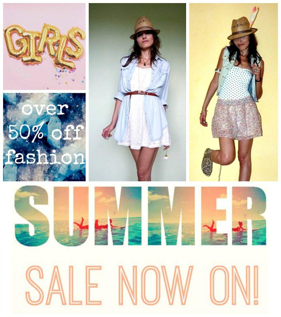 summer sale promo 2016