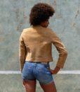 60s vintage suede jacket 4