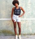 vintage 501 shorts rachel