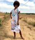 vintage boho dress 1