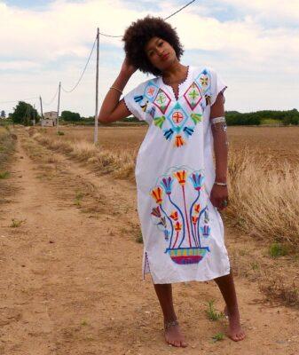 vintage boho dress 2