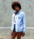 vintage denim jacket rachel 1