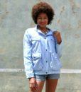 vintage denim jacket rachel 5