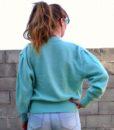 vintage cardigan mint 5