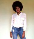vintage blouse 80s ff 123