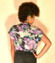 vintage floral tshirt 111