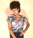 vintage floral tshirt 2