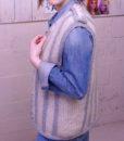 70s vintage knit gilet 9