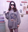 90s vintage stag sweatshirt 6