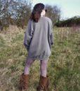 90s vintage stag sweatshirt 8
