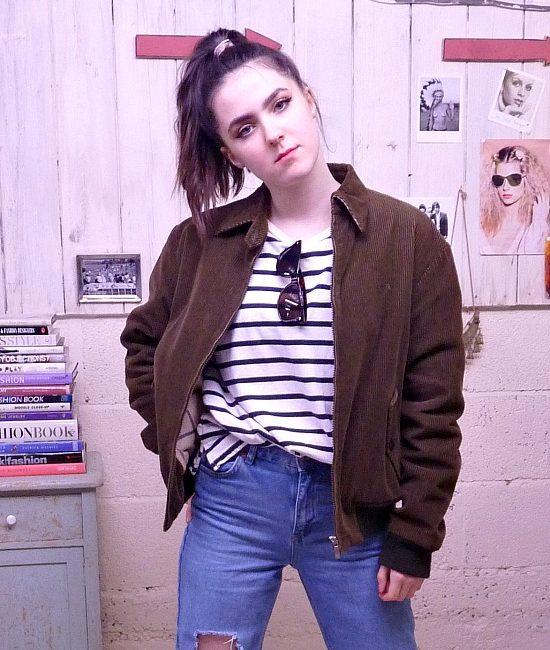 vintage Burberry jacket 2