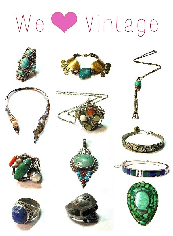 vintage jewellery Collage 11