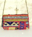 Indian boho coin bag Risha 11
