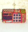 Indian boho coin bag Risha 22