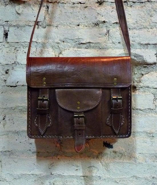 boho bag leather satchel