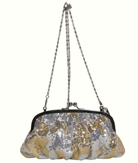 friis Company sequined chain bag 11