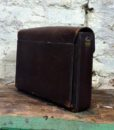 40s vintage clutch brief case bag 2