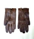 50s vintage leather driving gloves 2