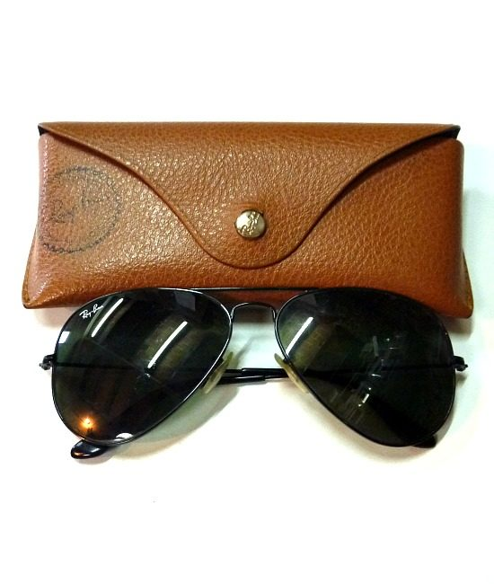60s vintage Ray Ban aviator sunglasses 1