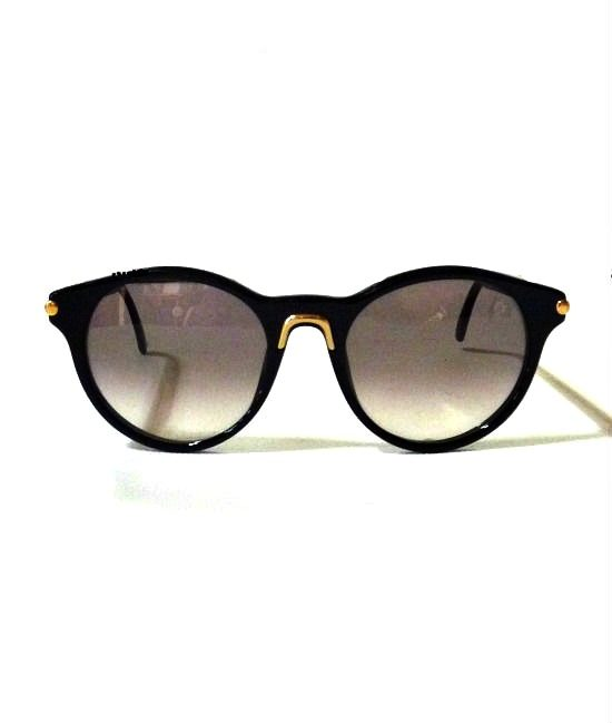 90s vintage sunglasses 'Carrera' round frames