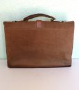 vintage leather brief case 2