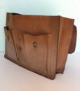 vintage leather brief case 4