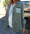 lover not a fighter custom military jacket me 3