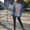 rise up custom denim jacket me 2