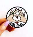 Girl Gang patch 1