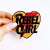 Rebel Girl Patch 1