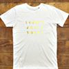 I can't adult today organic slogan tshirt 123