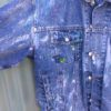 love custom denim jacket 2